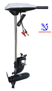 34lbs 12V Low Noise Canoe Energy-Saving Electric Trolling Motor pictures & photos
