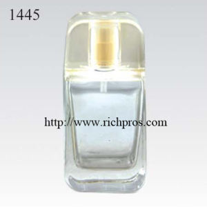 Perfume Glass Bottle White Bottle 120ml