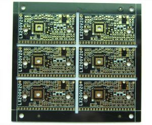 4 Layers Immersion Gold PCB with Fr4 PCB Board