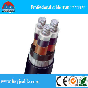 50mm, 70mm, 120mm, 150mm Copper Conductor Multicore XLPE Insulated Yjv/VV Power Cable, Armoured Yjv22/VV22 Power Cable pictures & photos
