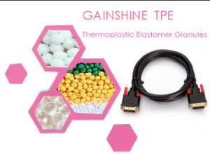 Gainshine Anti-Aging TPE Material for Display Connection Lines
