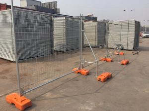 As4687-2007 Standard Temporary Fencing Panels 2.1 X 2.4m pictures & photos