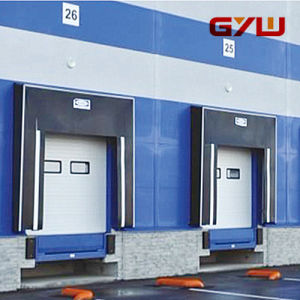 Mechanical Door Dock Shelter for Cold Storage/Logistic pictures & photos