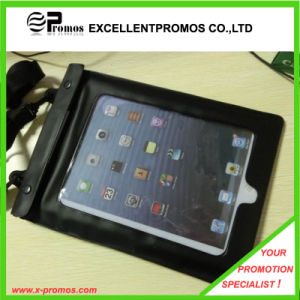 Waterproof Screen Touch Transparent PVC Beach Bag for iPad (EP-C9056) pictures & photos