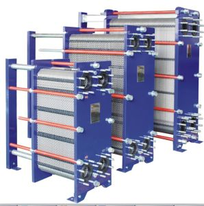Gea Vt40-G Plate and Frame Heat Exchanger in Shanghai China pictures & photos