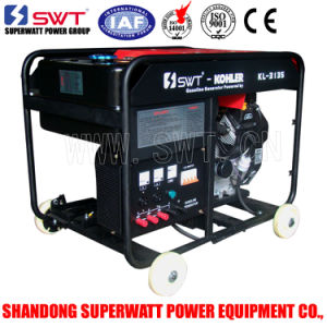 CE Approval Portable Mobile Gasoline Genset/Generating Sets