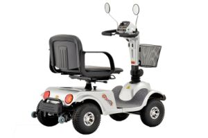 Four Wheels Electric Mobility Scooter pictures & photos