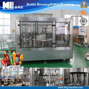 Gas Beverage Bottling Filling Machine Line pictures & photos