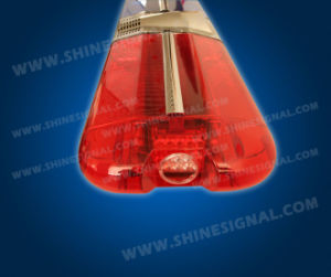 LED Super Thin Rotator Strobe Warning Lightbar for Police Cars (TBD82L2) pictures & photos