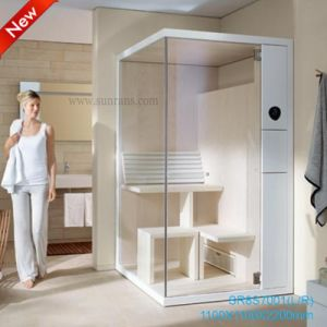 Single Wooden Far Infrared Sauna House (SF1F001) pictures & photos