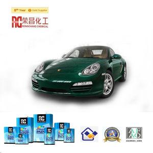 RC 1k/2k Green Auto Paint