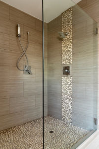 Easy Clean Glass Shower Screen with Ce pictures & photos