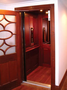 Fujizy-High Quality and Safety Home Elevator with Ce pictures & photos