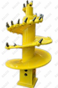 Bauer Earth Rock Auger Piling Tools for Foundation Drilling