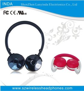 Stereo Rechargeable Headphone Wireless Headphone MP101