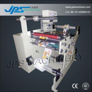 Jumbo Roll to Small Roll Slitting Machine pictures & photos