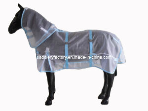 Breathable Mesh Rug for Horse Fly Sheet pictures & photos