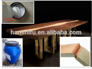 Water Based Wood Veneer Sticking Adhesive Glue pictures & photos