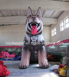 Giant Inflatable Dog Advertising Inflatable Wolfhound