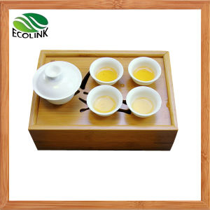 Bamboo Rectangle Shaped Tea Tray / Tea Plate pictures & photos