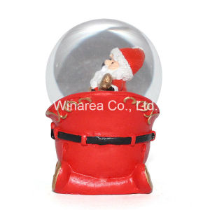 Customized Christmas Model with Resin Material pictures & photos