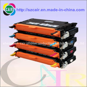 Compatible Toner Cartridge for Xerox Phaser 6180/6280 (113R00723/24/25/26 106R01392/93/94/95) pictures & photos