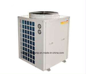High Cop Low Noise Swimming Pool Heat Pump pictures & photos