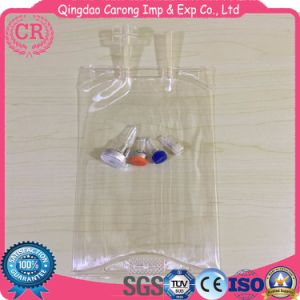 Plastic Medical Injection Bag Disposable Infusion Drip Bags pictures & photos