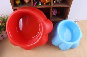 Pet Footprint Bowl, Pet Product pictures & photos