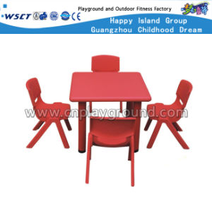 Cheapest Kids Plastic Table and Chair for Sale (HLD-2302) pictures & photos