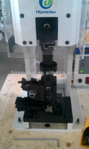 SGS Approved Semi-Automatic Wire Connector Terminal Crimping Tool for Sale pictures & photos