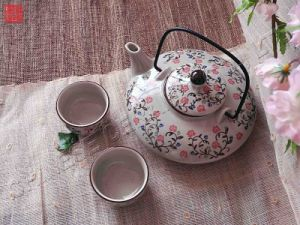 Stoneware Ceramic & Tableware Porcelain Teapot Giftware Sets (TP-20)