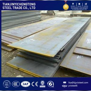 St52 A36 Ss400 Hot Rolled Steel Plate Factory Price pictures & photos