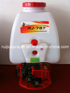 2 Stroke Gasoline Engine Knapsack Sprayer for Agriculture (RJ-767)
