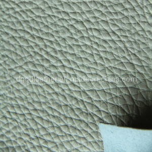 Eco-Friendly Breathable PU Furniture Leather (QDL-FB0051) pictures & photos