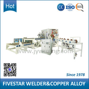 Automatic Steel Fuel Tank Welding Machine Production Line