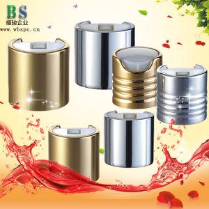 24/410 28/410 Aluminum Disc Top Cap pictures & photos