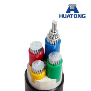 Al/Cu Conductor XLPE Insulated Thin/Thick Steel Armored PE /PVC Sheathed Power Cable for Factory Price pictures & photos