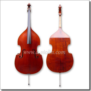 Flat Back Middle Grade Double Bass for Students (BH100Z-F) pictures & photos