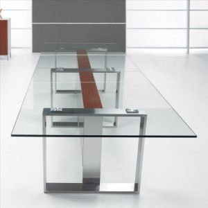 Conference Table Glass with En12150 pictures & photos