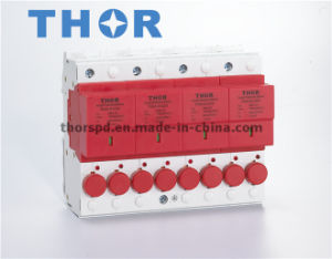 Fuse Combination Type Power Supply SPD/ Lightning Arrester pictures & photos