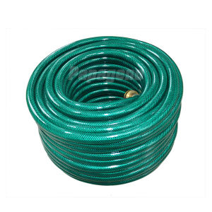 Lightweight Flexible 3/4 Inch Green Garden Hose pictures & photos
