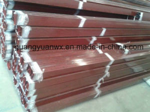 Powder Coated Aluminium Alloy Tube/Pipes 6063 T5 pictures & photos