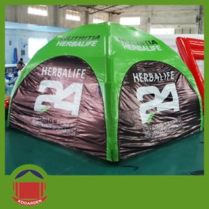 New Products Colorful Inflatable Air-Sealed Dome Tent pictures & photos