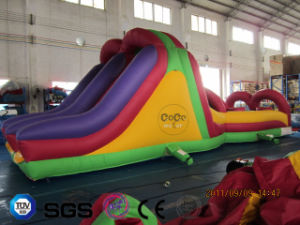 Coco Water Design Inflatable Mcdonald Theme Inflatable Slide Castle LG9064 pictures & photos
