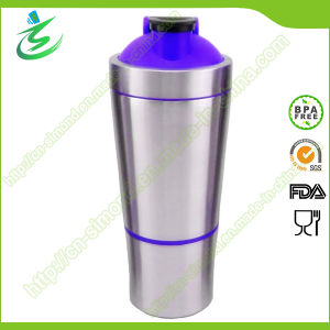 700ml Customized Stainless Steel Shaker Bottles pictures & photos