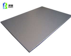 Fireproof Panel PVDF Aluminum Cladding Panel Advertising Panel pictures & photos