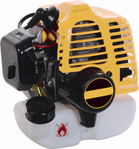 2 Stroke Gasoline Engine with CE Approval Tu26 Engine