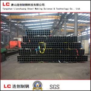 Q235B Black Square/Rectangular Steel Pipe pictures & photos