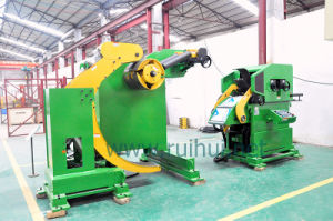 Automation Machine Straightener with Nc Servo Feeder and Uncoiler Use in Press Line pictures & photos